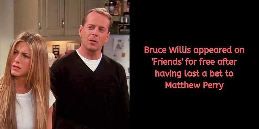 Friends Fact No: 14