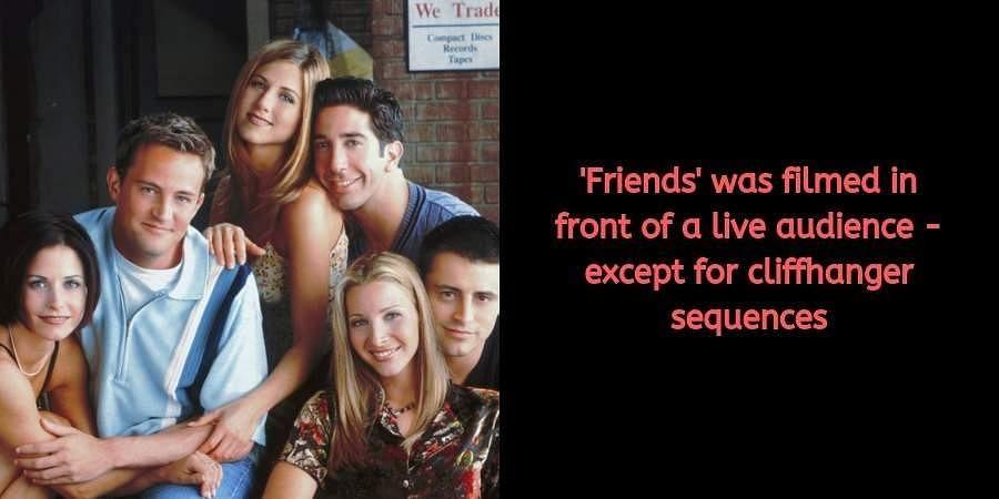 Friends Fact No: 6