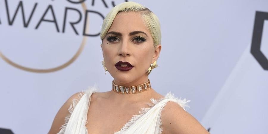 American singer-songwriter Lady Gaga