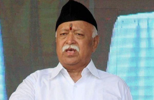 RSS chief raises concern over Taliban, collusion of China-Pakistan