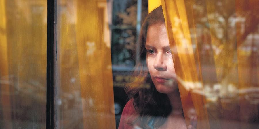 Still from 'Woman in the Window'