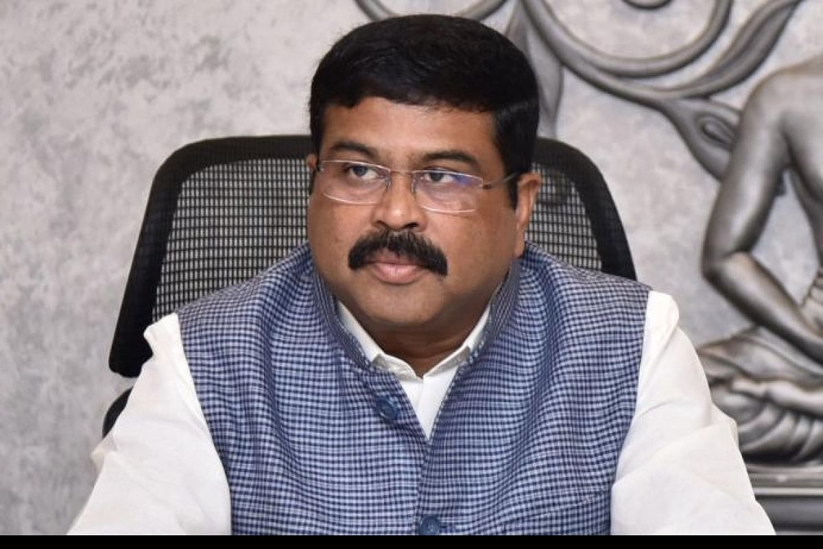 Union Minister Dharmendra Pradhan urges Centre for 19 more oxygen plants in  Odisha- The New Indian Express