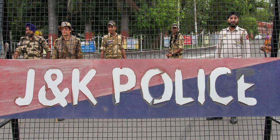 Jammu and Kashmir Police (Photo | PTI)