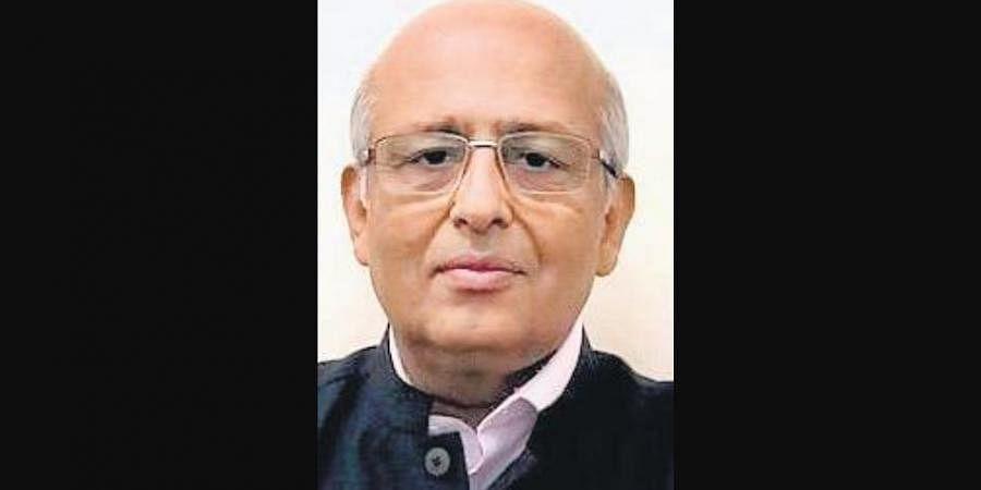 Senior virologist Shahid Jameel