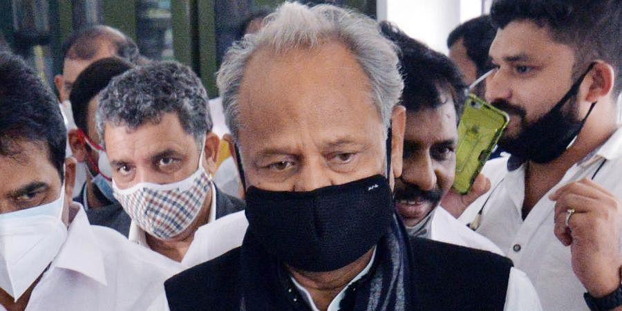RajasthanCM Ashok Gehlot