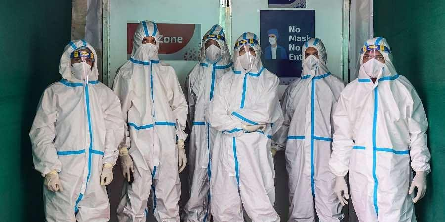 PPE, Health Workers