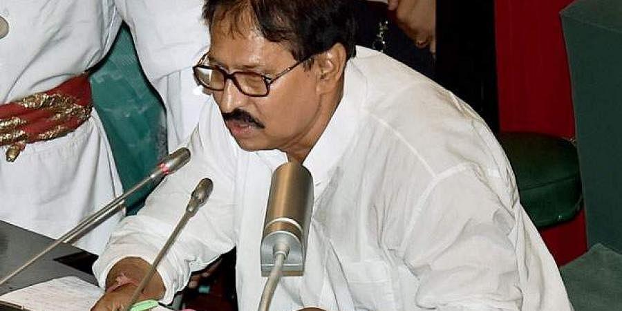 West Bengal Speaker Biman Banerjee