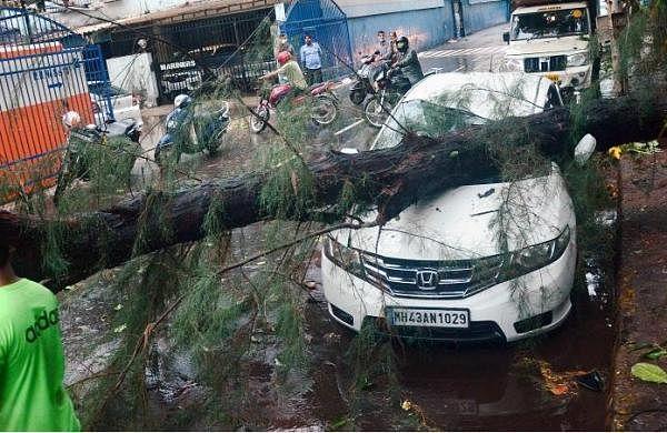 Cyclone Tauktae impact: Threedead, 10 injured in Mumbai