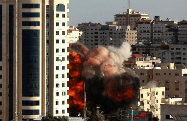 Are Israel, Hamas committing war crimes in Gaza?- The New Indian Express