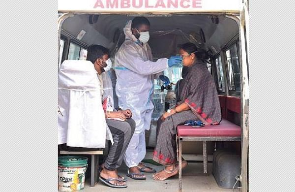 'Oxygen on Wheels' dispatched to help COVID-19 patients in rural areas of Mathura