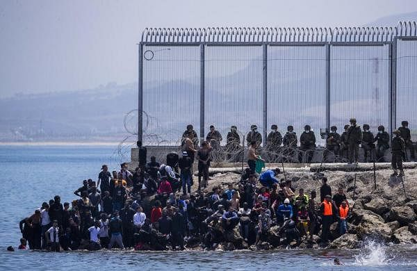 EXPLAINER: Spain's migrant crisis in North Africa- The New Indian Express