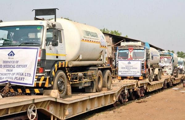 Oxygen Express: Nearly 4,200 MT of liquid medical oxygen delivered across India