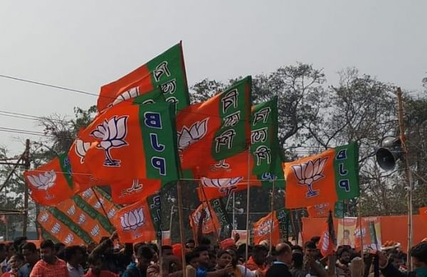 Five former Akali leaders join BJP ahead of Punjab Assembly elections