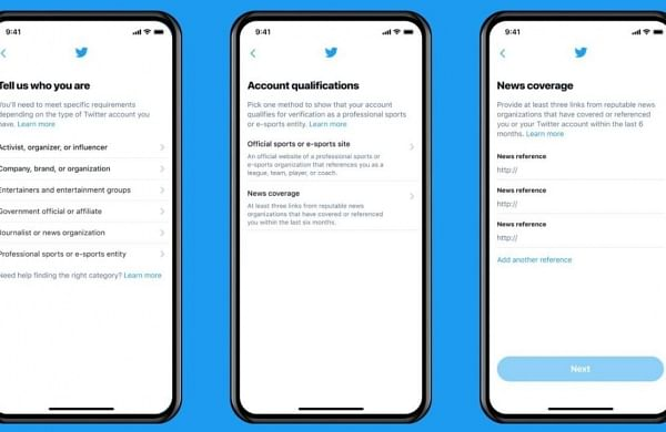 Want to get verified on Twitter? A step-by-step guide on how to get your blue badge- The New Indian Express