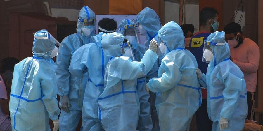 PPE, COVID 19, Health Workers