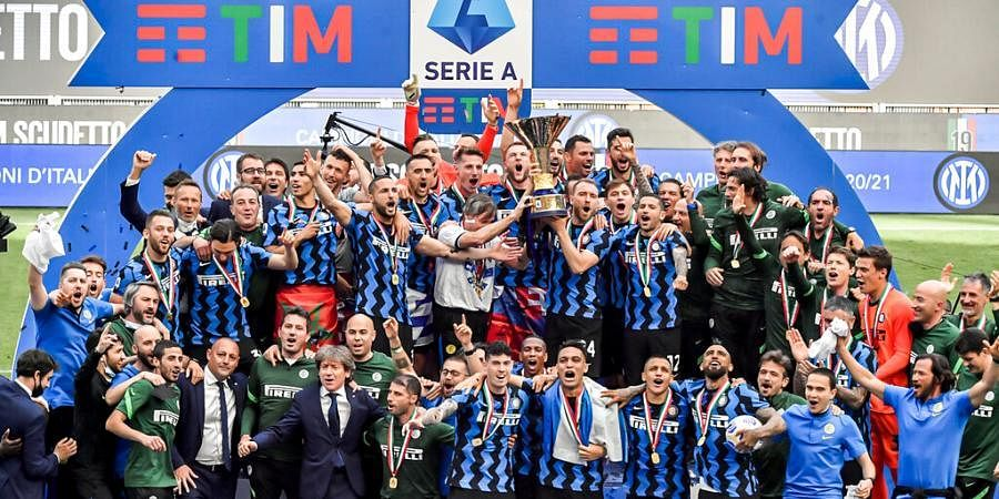 AC Milan set for UCL return as rivals Inter crowned Italian champions- The  New Indian Express