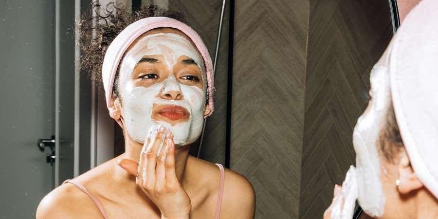 Skincare, Masks, Skin