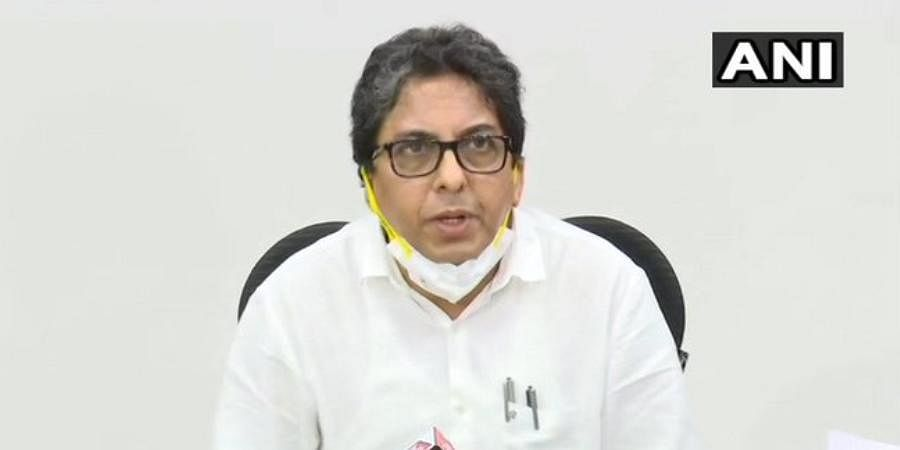 West Bengal Chief Secretary Alapan Bandyopadhyay