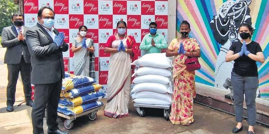 The Lalit hotel group and the Keshav Suri Foundation (KSF) have undertaken a series of relief efforts to help those most in need