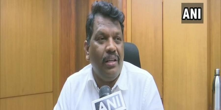 Goa Minister Michael Lobo