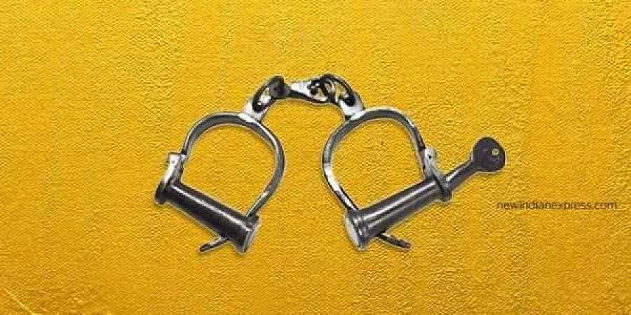 Handcuffs, Arrest