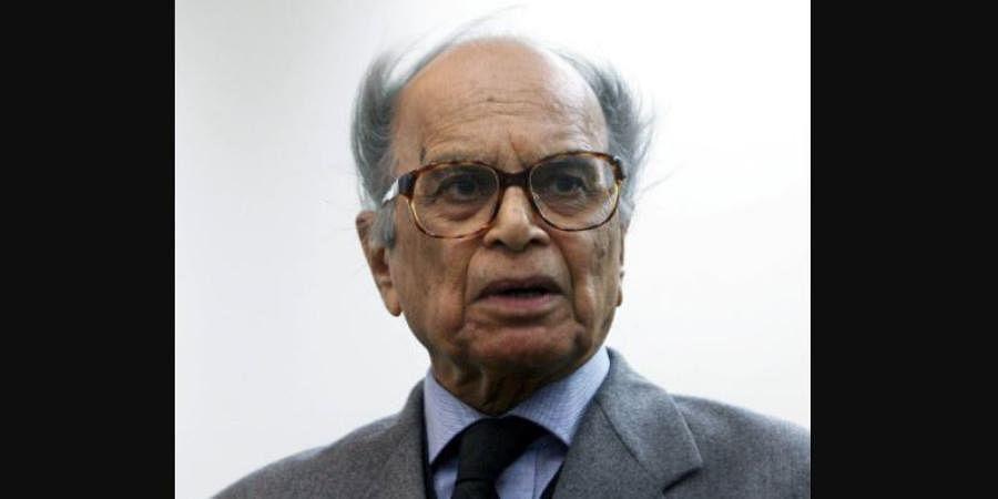 Former Union Minister Jagmohan
