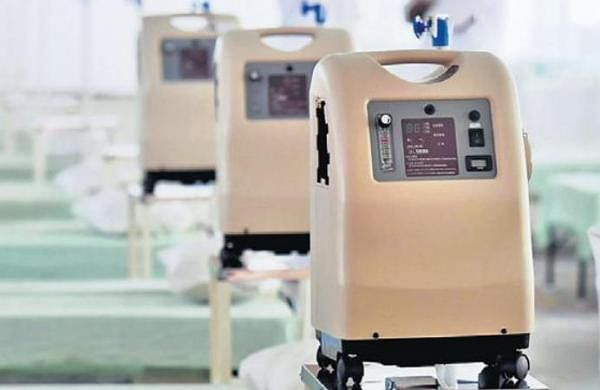 Oxygen concentrators received as foreign aid promptly cleared