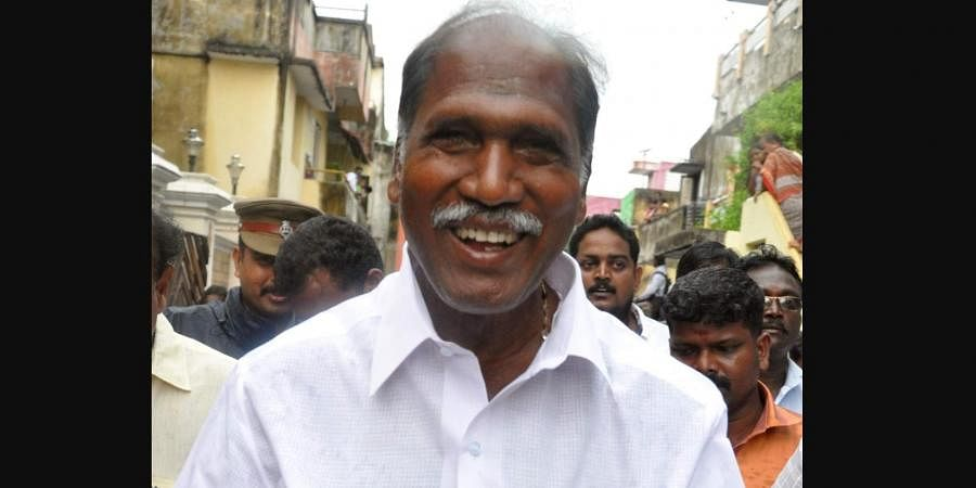 N Rangasamy is set to be sworn in as the Chief Minister of Puducherry.