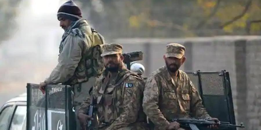 Pakistan Army, Pakistani Rangers