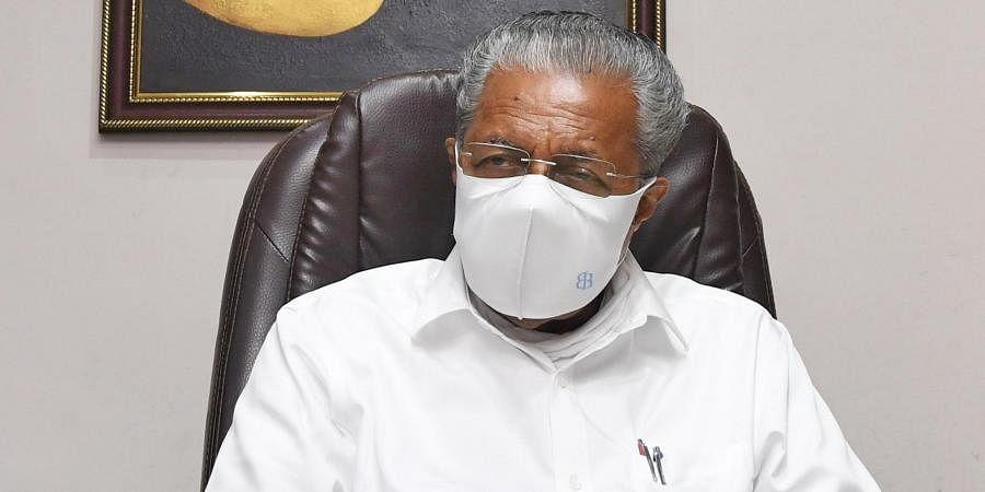Kerala Chief Minister Pinarayi Vijayan (Photo | Albin Mathew, EPS)
