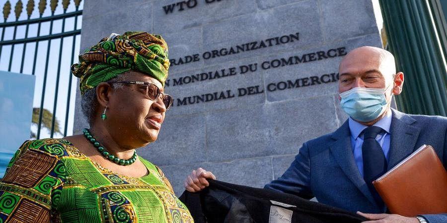 New Director-General of the World Trade Organisation Ngozi Okonjo-Iweala