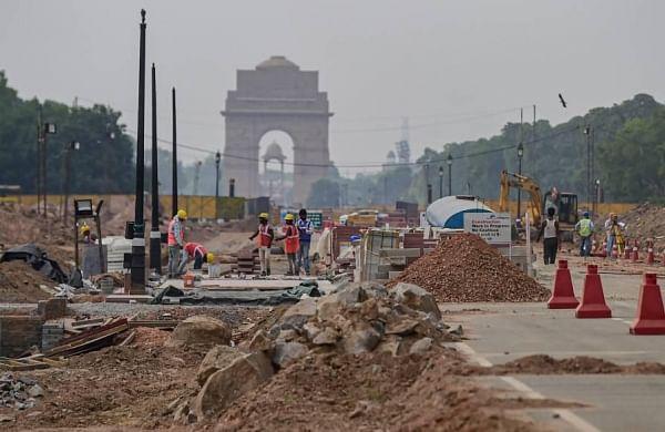 Shiv Sena slams Modi govt for Central Vista project amid pandemic- The New Indian Express