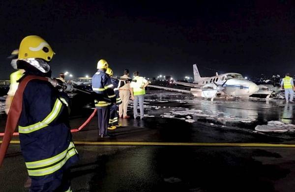 DGCA to audit operator after air ambulance's belly-landing at Mumbai airport