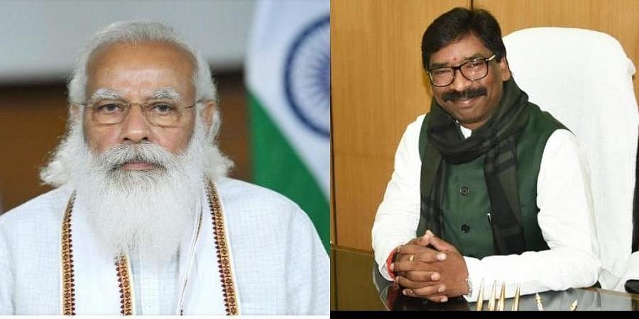 Narendra Modi, Hemant soren
