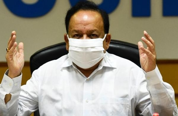 Over nine lakh patients on oxygen support across India, 1.7 lakh on ventilator: Harsh Vardhan