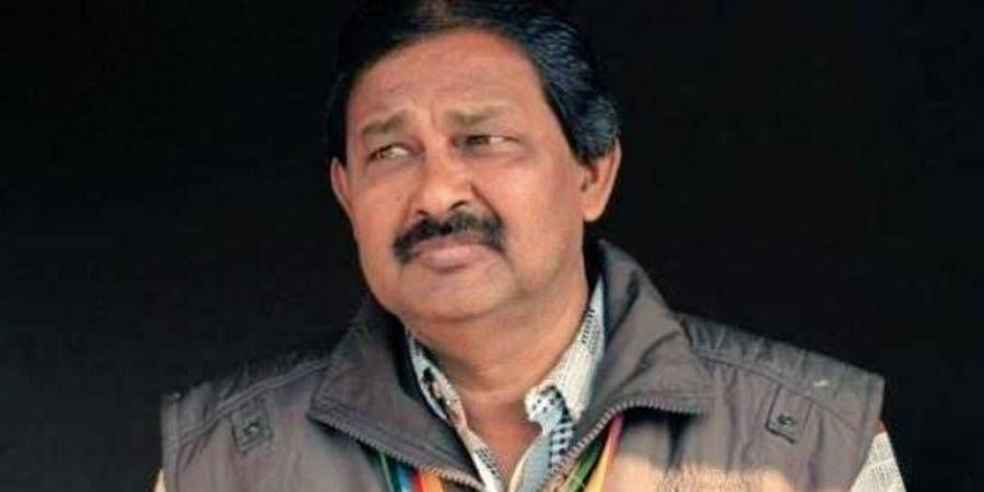 Moscow Olympic gold medallist hockey player Ravinder Pal Singh