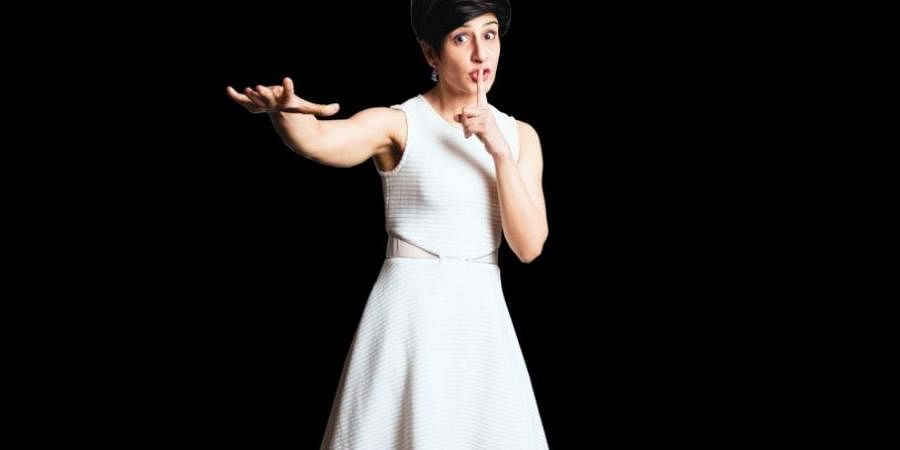 Stand-up comedian Neeti Palta