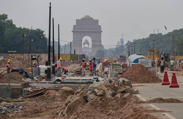 Centre files reply on plea seeking to stop construction activity in Central Vista Project