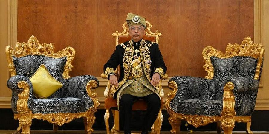 Malaysia's King Abdullah