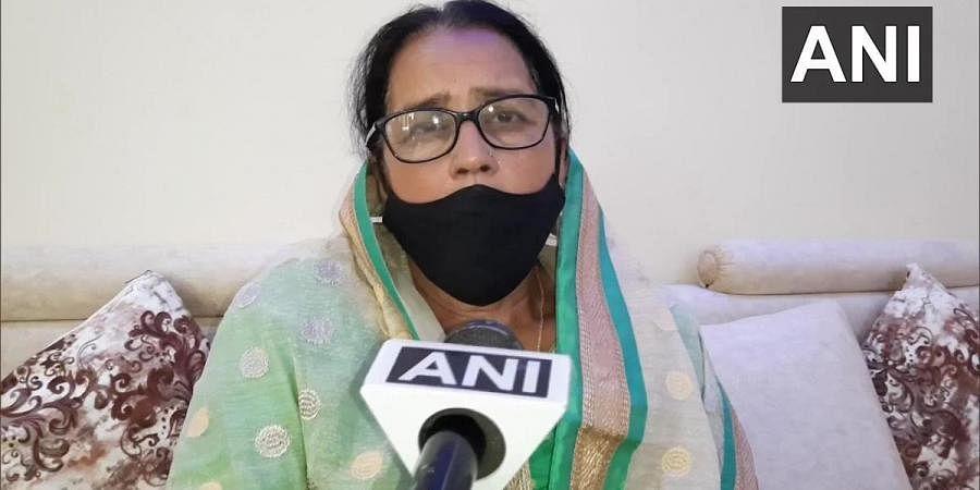 Uttar Pradesh Women Commission member Meena Kumari