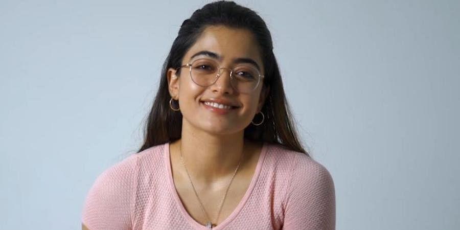 Actress Rashmika Mandanna
