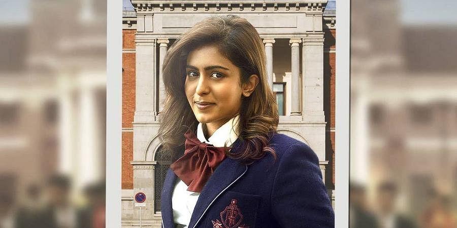 Actress Samyuktha Hegde