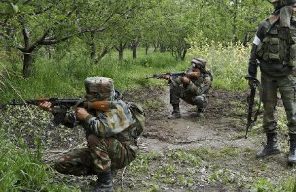 Militants open fire at security forces in J-K's Shopian