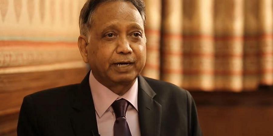 Padma Shri recipient Dr Ashok Panagariya