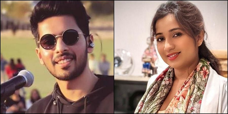 Singers Armaan Malik (L) and Shreya Ghoshal (R) (Photos   Facebook/@armaanmalikmusic; Instagram/@shreyaghoshal)