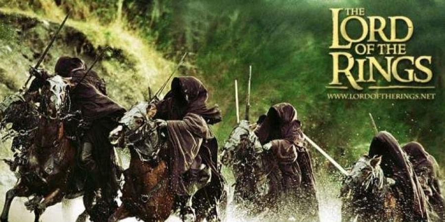 Poster of Lord of The Rings ( Photo | Twitter)