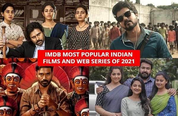 IMDb has released list of the most popular Indian films and web series of the year so far. The list features titles released between January 1st 2021-June 3rd 2021. This list is based on IMDbPro data on the number of page views of IMDb users in India.