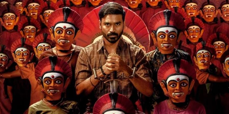 6. Karnan (Amazon Prime Video): Karnan, starring Dhanush and Lal, is filled with history of the oppressed, symbolisms, reverence to nattar deivangal or siru deivangal (small gods), subaltern cultural undertones, social mobility of the Dalits, and many many. What forms the crux of the movie is Podiyankulam villagers' demand for a bus stop and transportation service. The issue can be seen as an approximation of various seemingly petty issues faced by Dalits away from the concretised urban agglomerations. The assertion of Dalit identity and the indisputable right to freedom of movement for the oppressed people that organically happens in the movie's course.