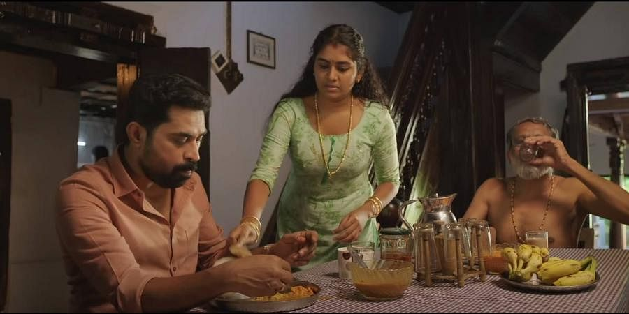 10. The Great Indian Kitchen (Amazon Prime Video): The Great Indian Kitchen featured Nimisha Sajayan as a housewife enduring, and eventually liberating herself, from the torment of patriarchal conventions. Suraj Venjaramoodu played the indifferent husband.