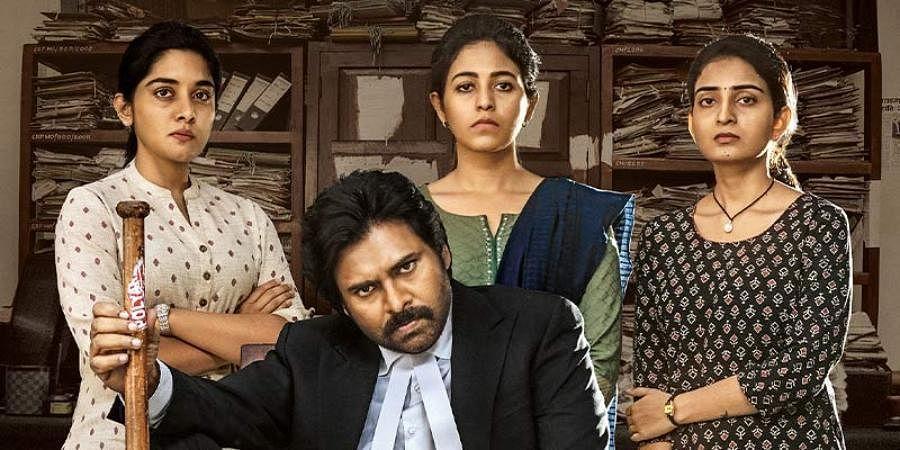 7. Vakeel Saab (Amazon Prime Video): Vakeel Saab is the Telugu remake of Amitabh Bachchan-starrer Pink. The story of Vakeel Saab is hinged on three women (Nivetha Thomas, Anjali, Ananya Nagalla). With this film, Pawan Kalyan marked his return to the cinema after four years.